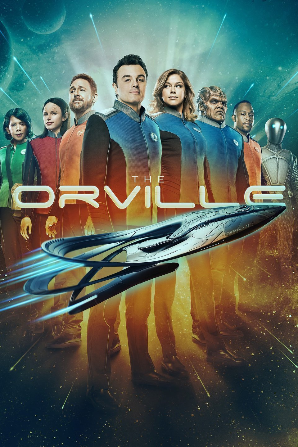 The Orville Season 1 Episode 12 Download HDTV 480p 720p