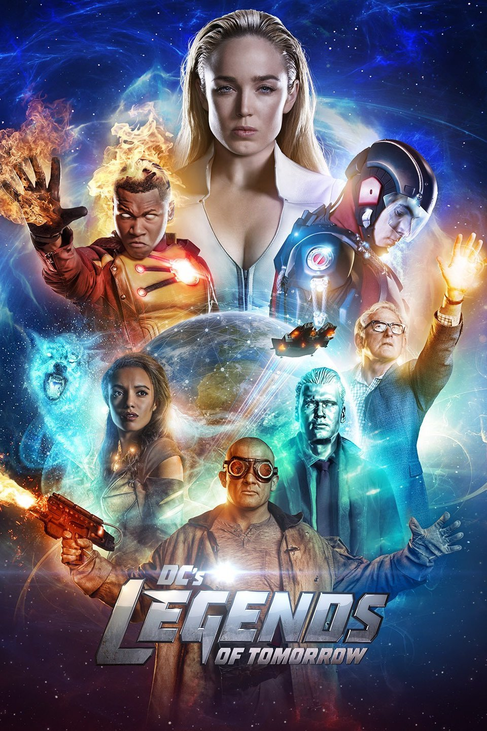 Legends of Tomorrow Season 3 Episode 15 Download HDTV 480p 720p