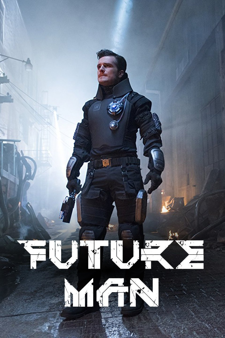 Future Man Season 1 Complete Download 720p HEVC WEBRip