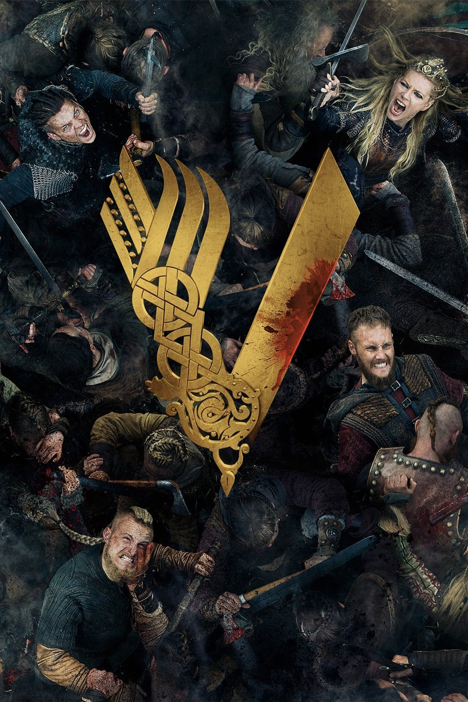 Vikings Season 1-Vikings 1