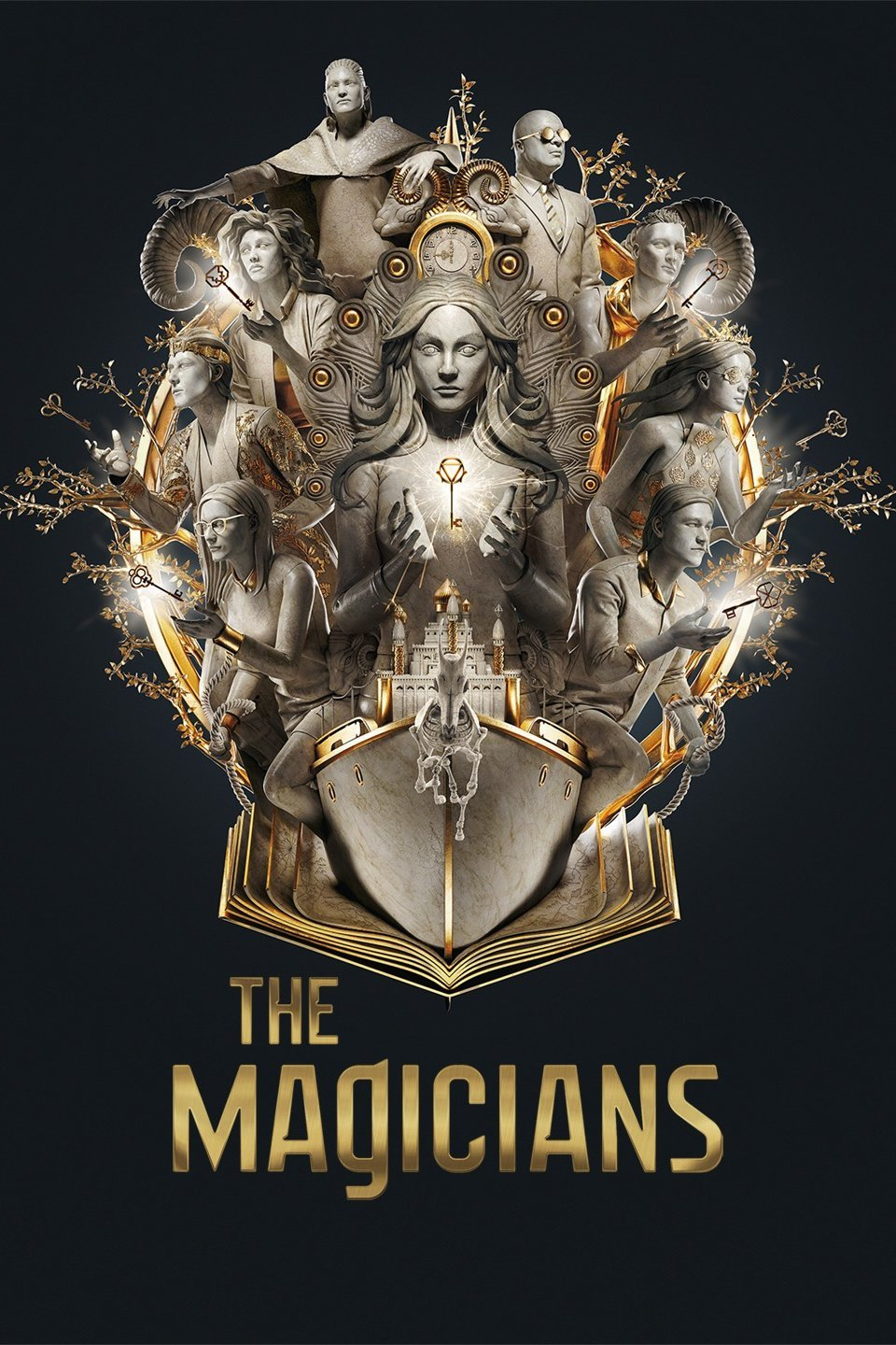 The Magicians Season 2-The Magicians 2