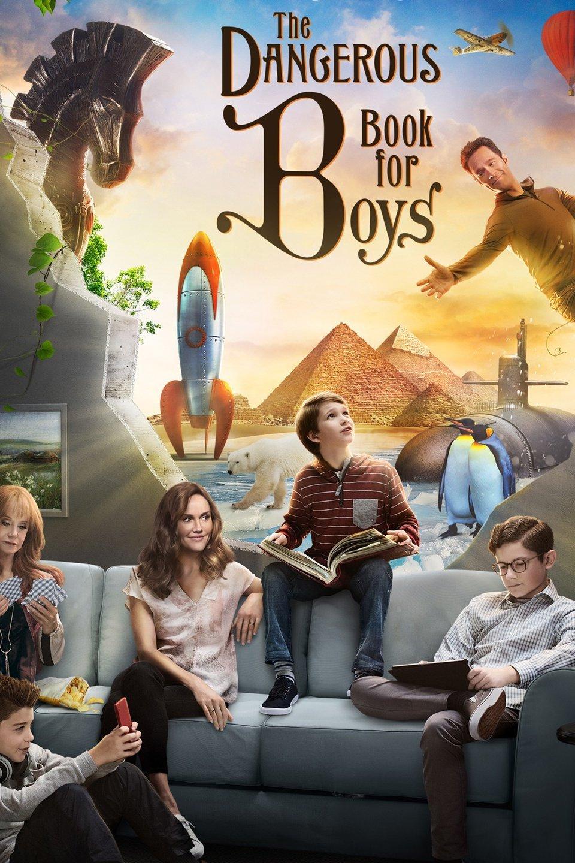 The Dangerous Book for Boys Season 1 Complete Download WEBRip 480p 720p