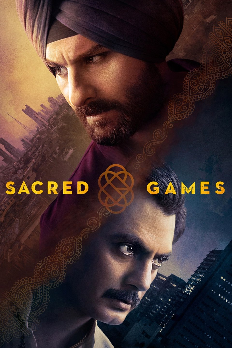 Sacred Games Season 1 Complete Download HDTV 480p