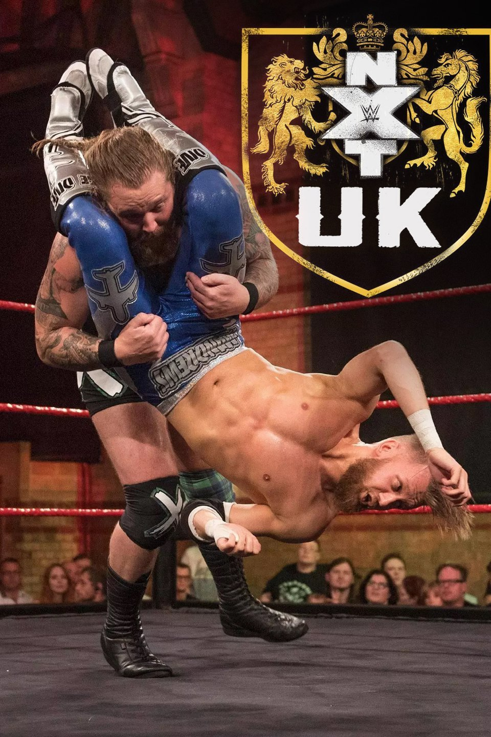 WWE NXT UK Eposide 12 Full Show thumbnail