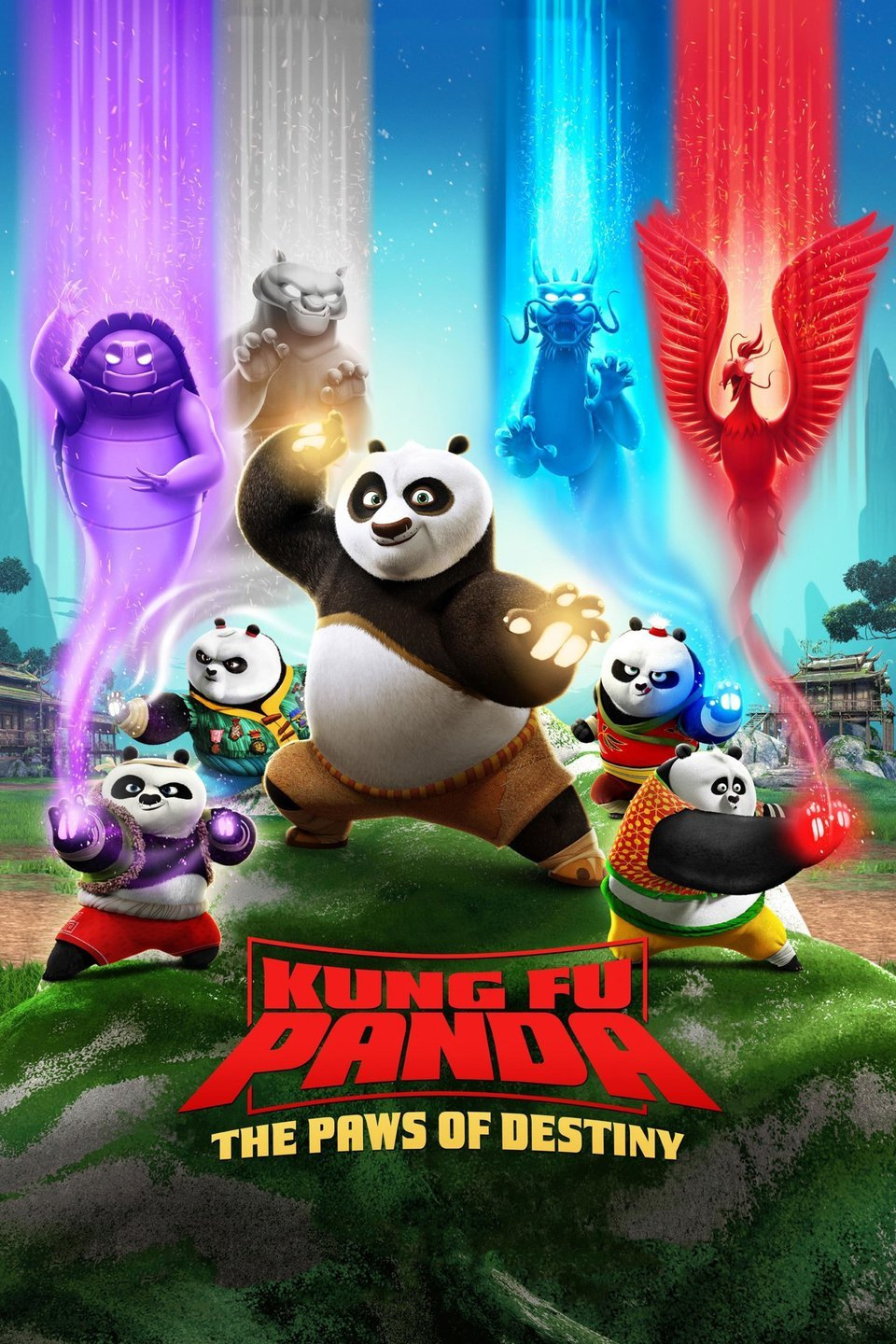 Kung Fu Panda The Paws of Destiny Season 1 Full Download Complete HD 720p