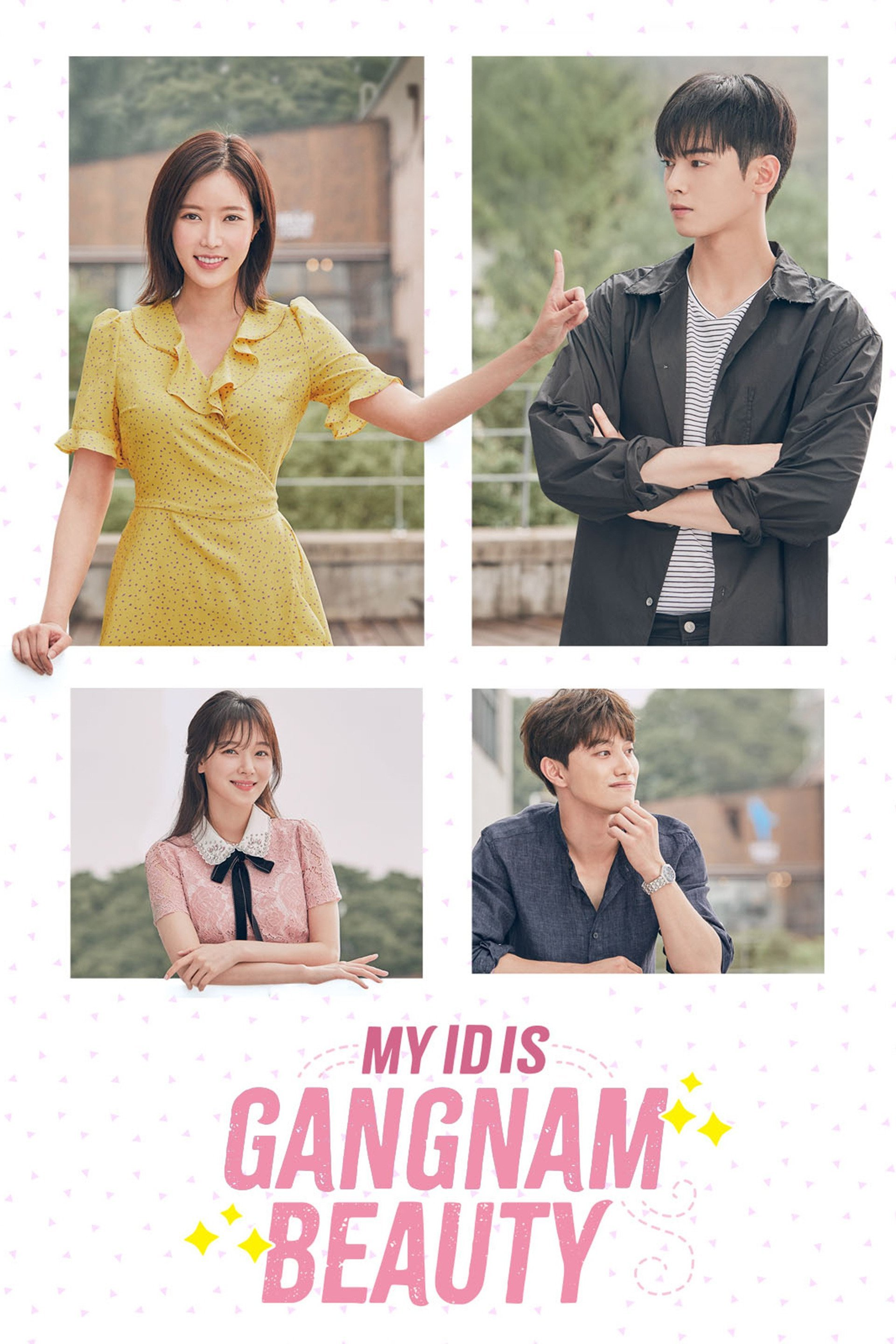 My ID Is Gangnam Beauty (2018) TV Series poster on Ganool