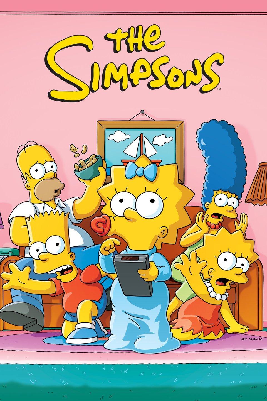 Poster de Los Simpson