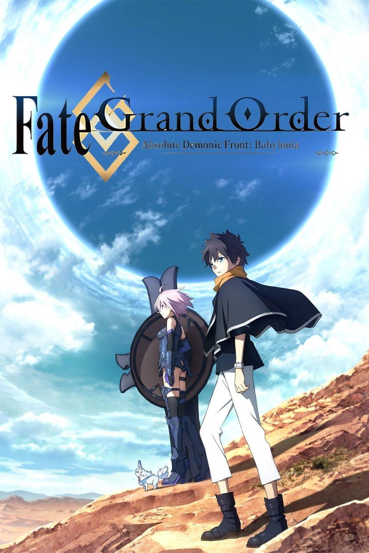 Fate/Grand Order: Zettai Majuu Sensen Babylonia [Full HD][1080p][BD][Sub Español][15/??][Mega]