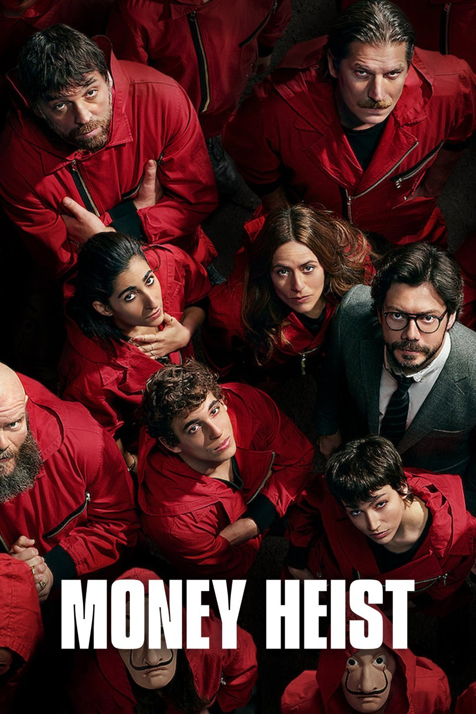Money Heist (2020) Full Complete S04 1080P HDRip Download