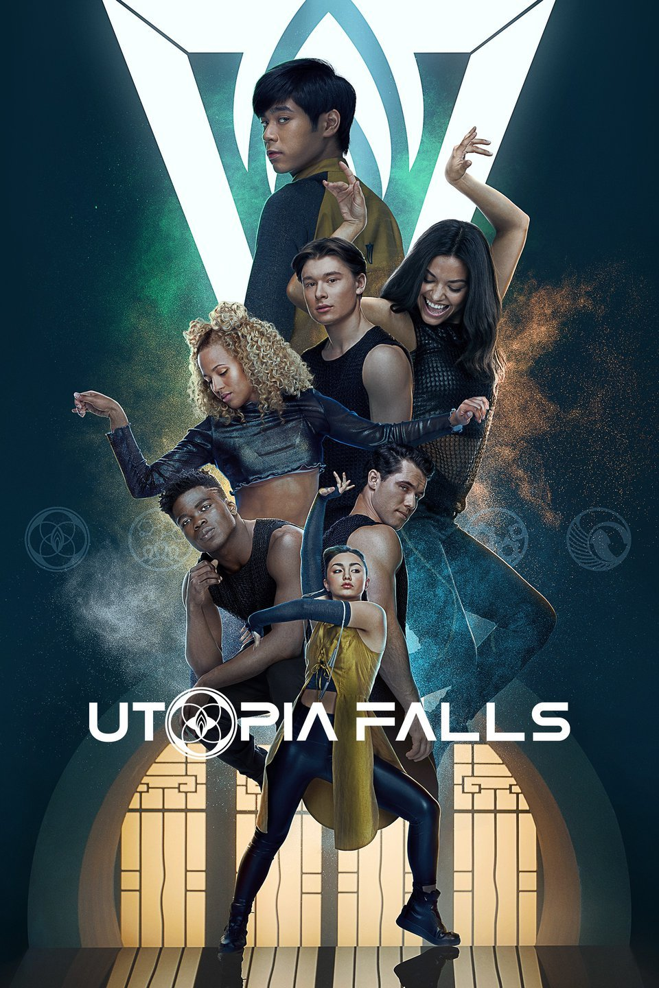 Utopia Falls (2020) Hindi Dubbed Season 1 Complete