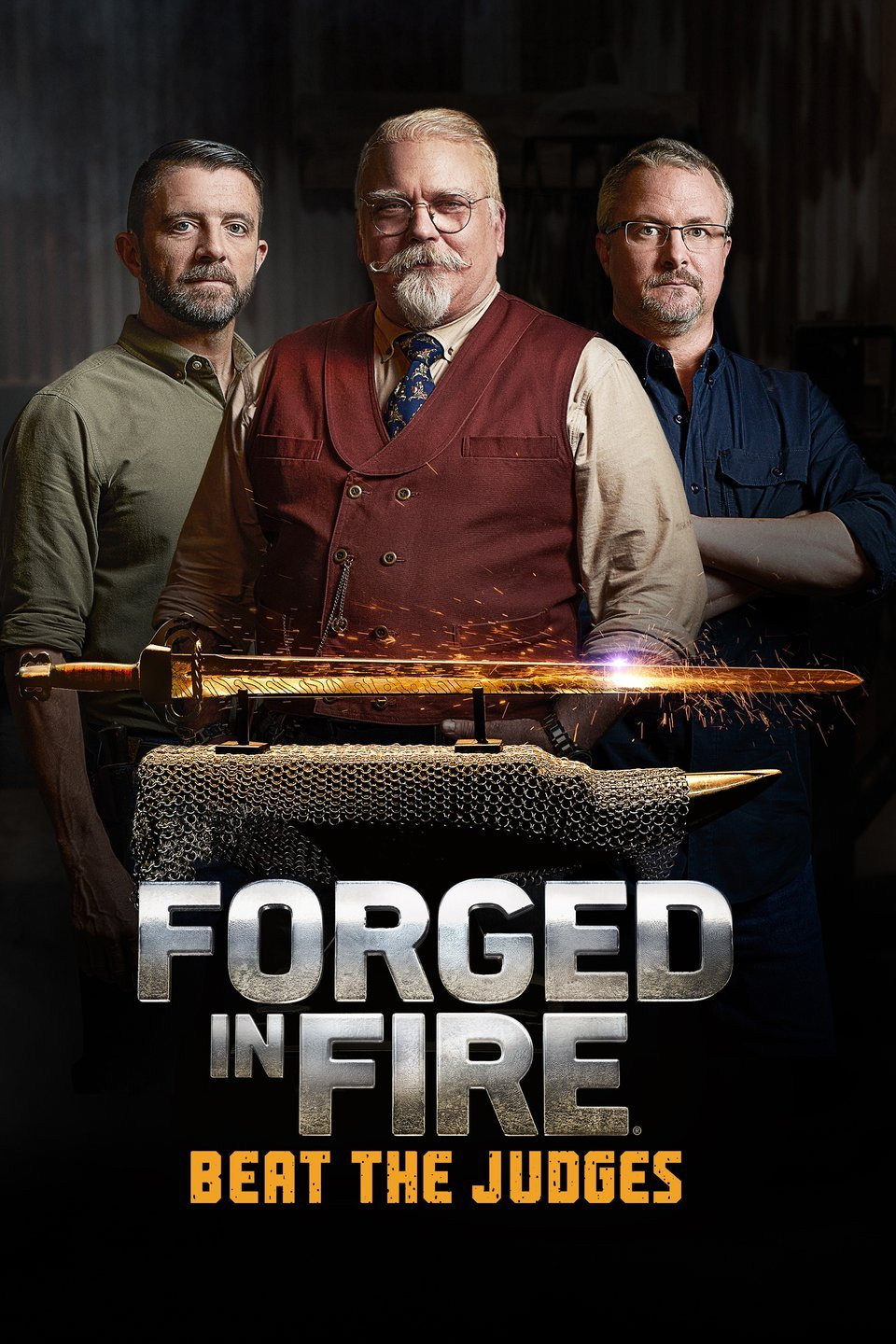 Forged in Fire: Beat the Judges - Season 1