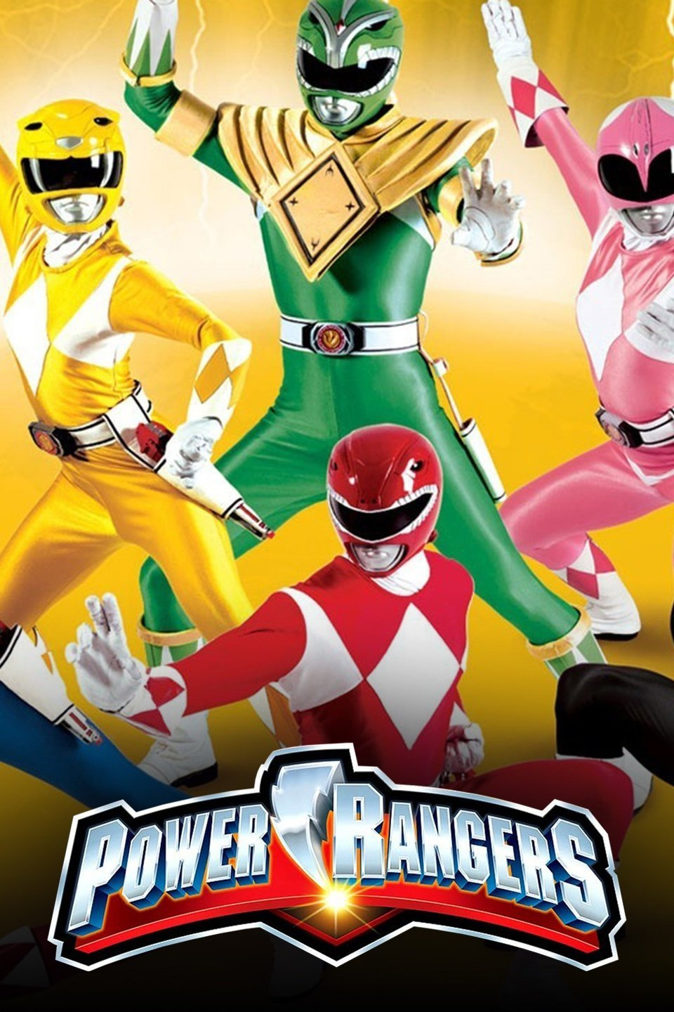 Mighty Morphin Power Rangers-Mighty Morphin Power Rangers