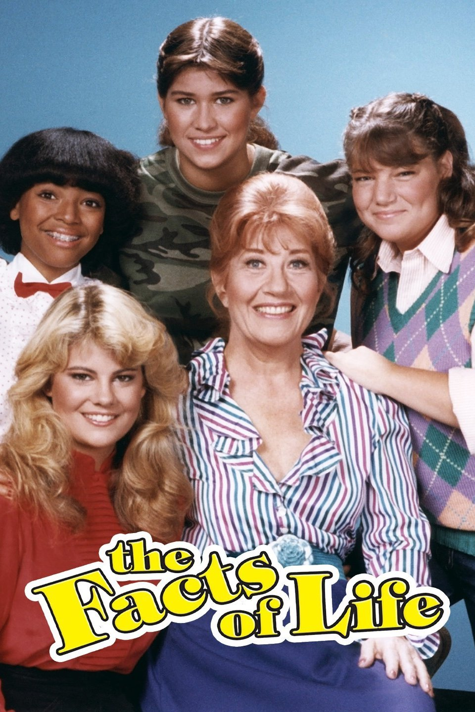 Image result for tv series the facts of life