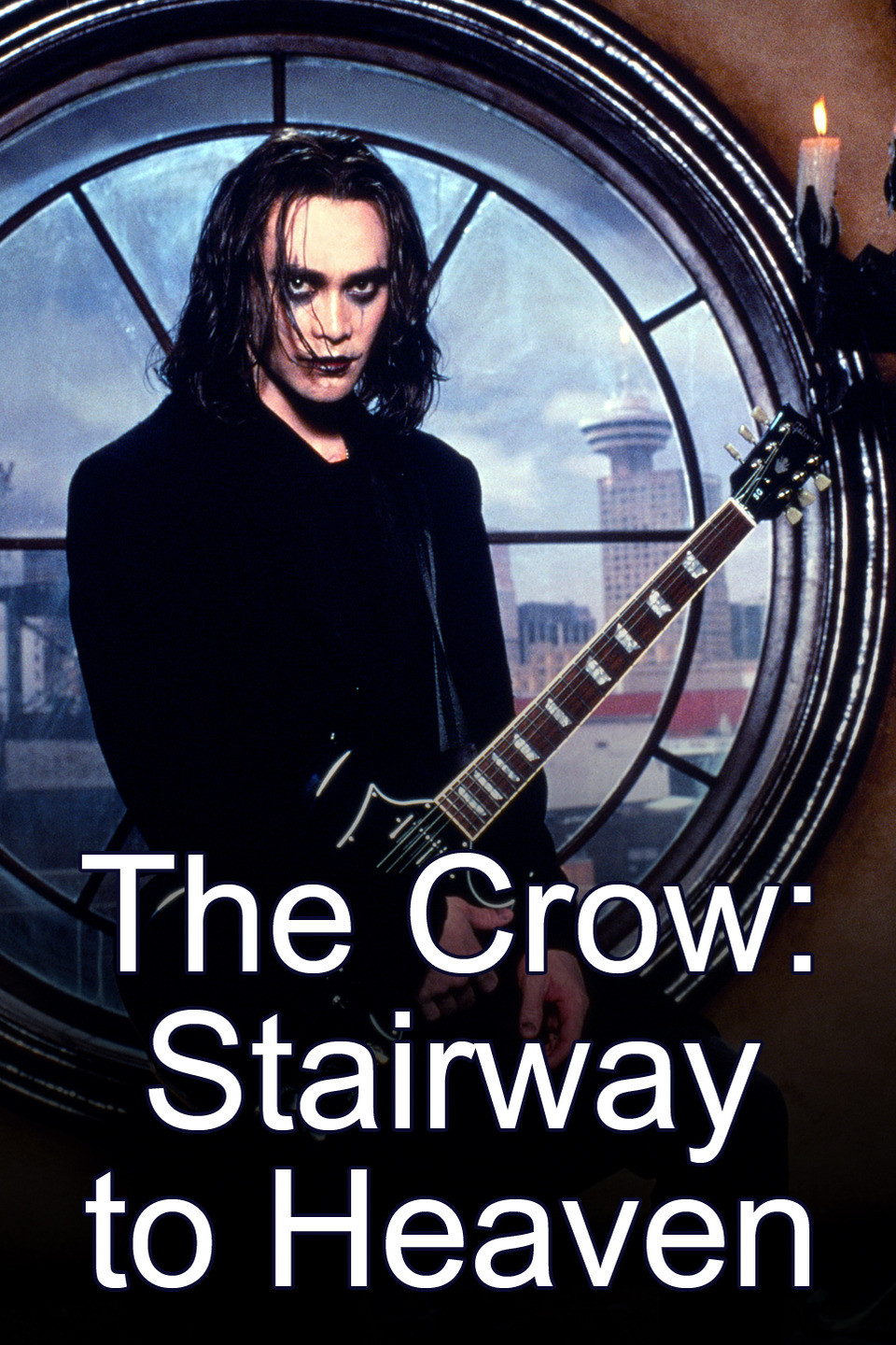 The Crow: Stairway to Heaven  (+ les 4 films)