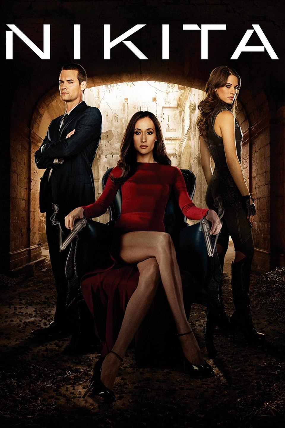 Nikita Season 3 - Nikita 3 (2012) Episode 1