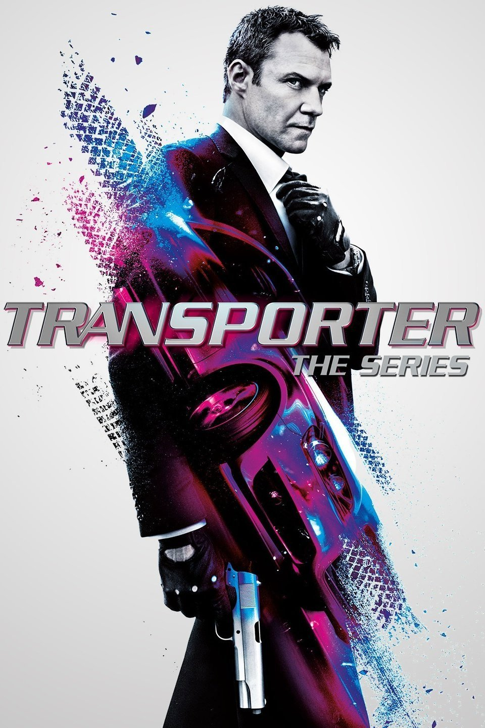 Transporter The Series Season 1-Transporter: The Series 1