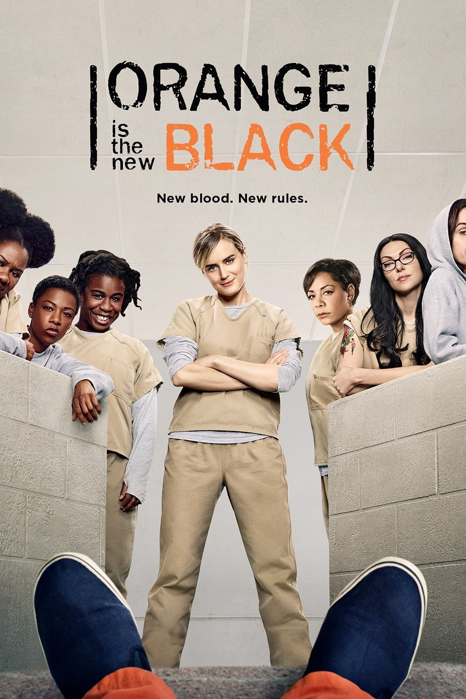 Orange Is the New Black Season 5 Complete Download 480p WEB-DL