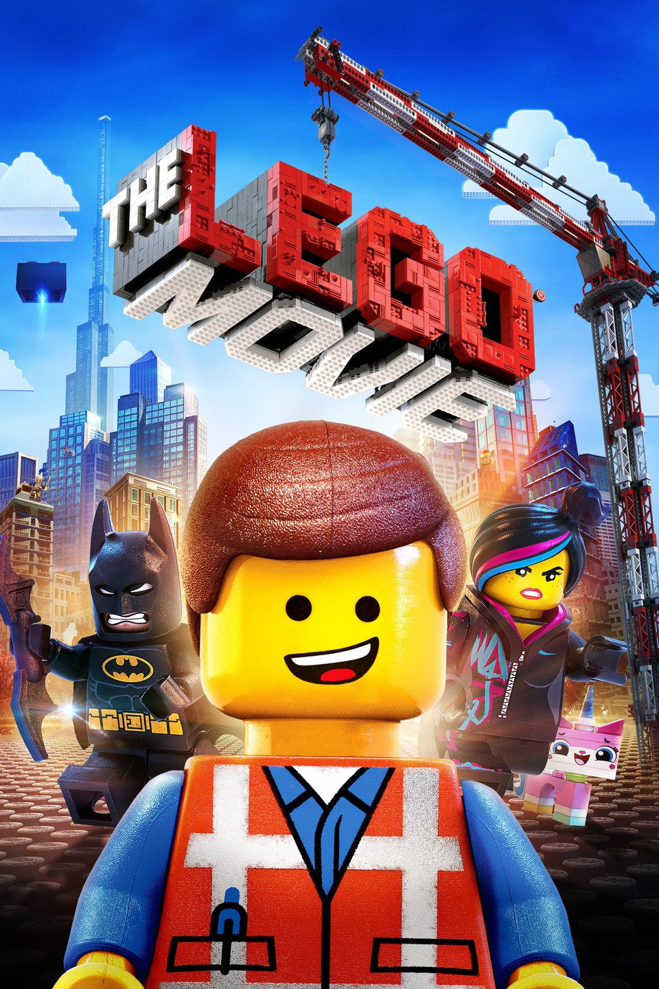 Image result for the lego movie 2014