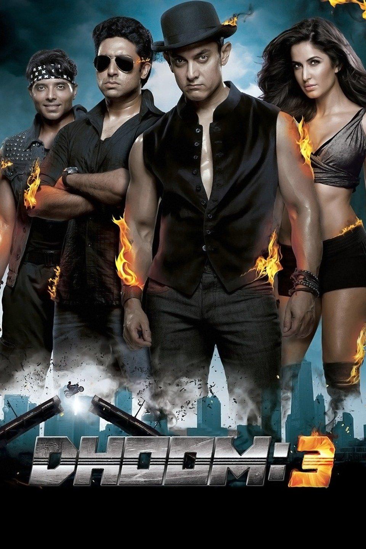Dhoom 3 Movie Malang Song Lyrics