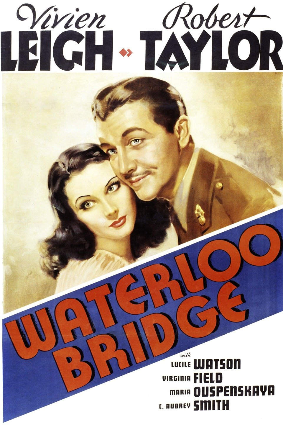 Image result for 1940 movie waterloo bridge