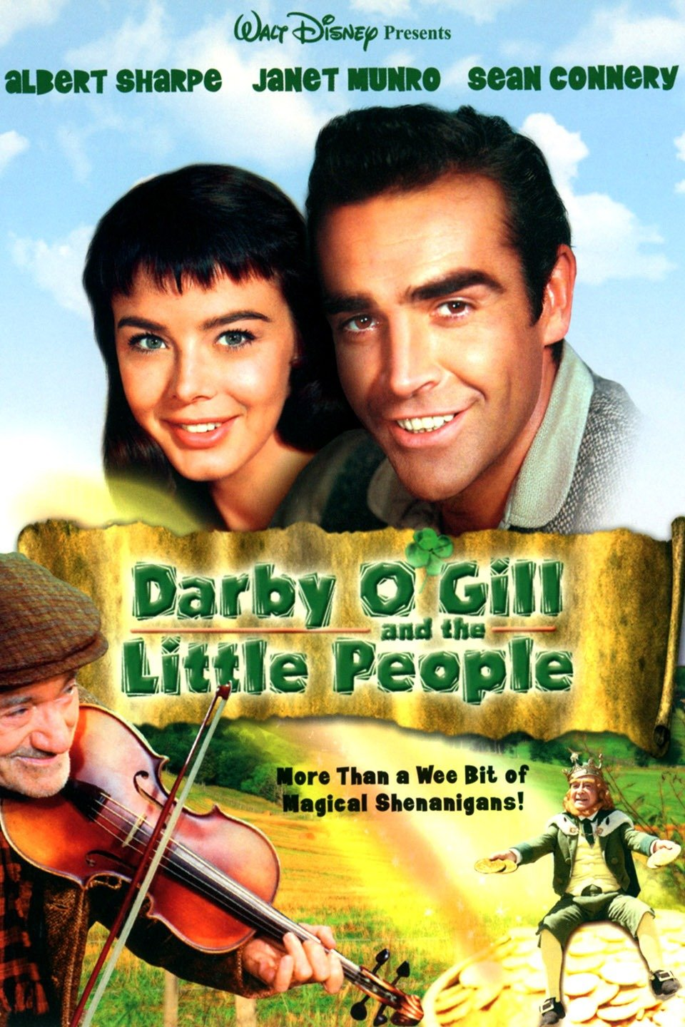 Image result for darby o'gill and the little people