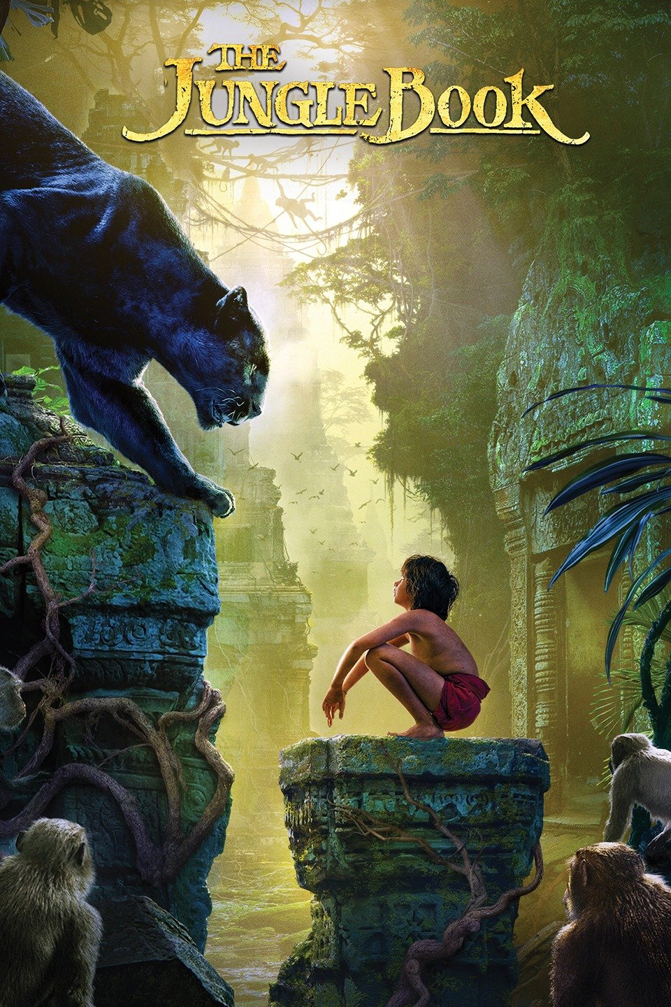 Image result for jungle book 2016""