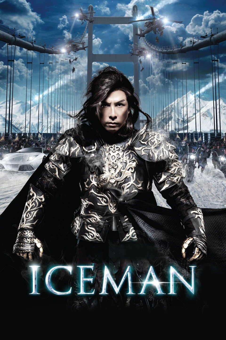 Image result for Iceman 2014 3D Movie