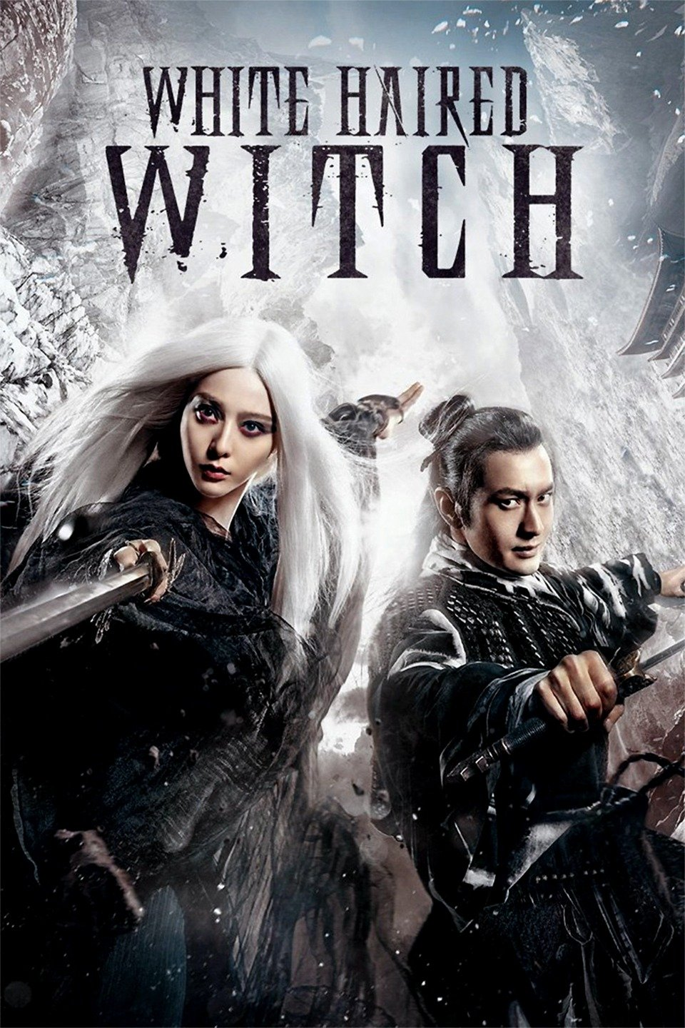 Image result for The White Haired Witch Of Lunar Kingdom