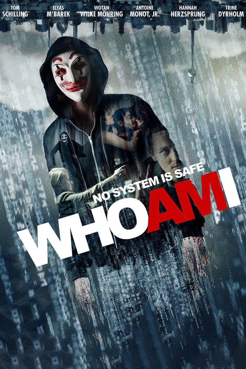 Who Am I: Kein System ist sicher (2014) Movie 720p Bluray 900MB With Bangla Subtitle