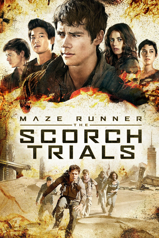 Download Film Maze Runner: The Scorch Trials 2015 Bluray Subtitle Indonesia