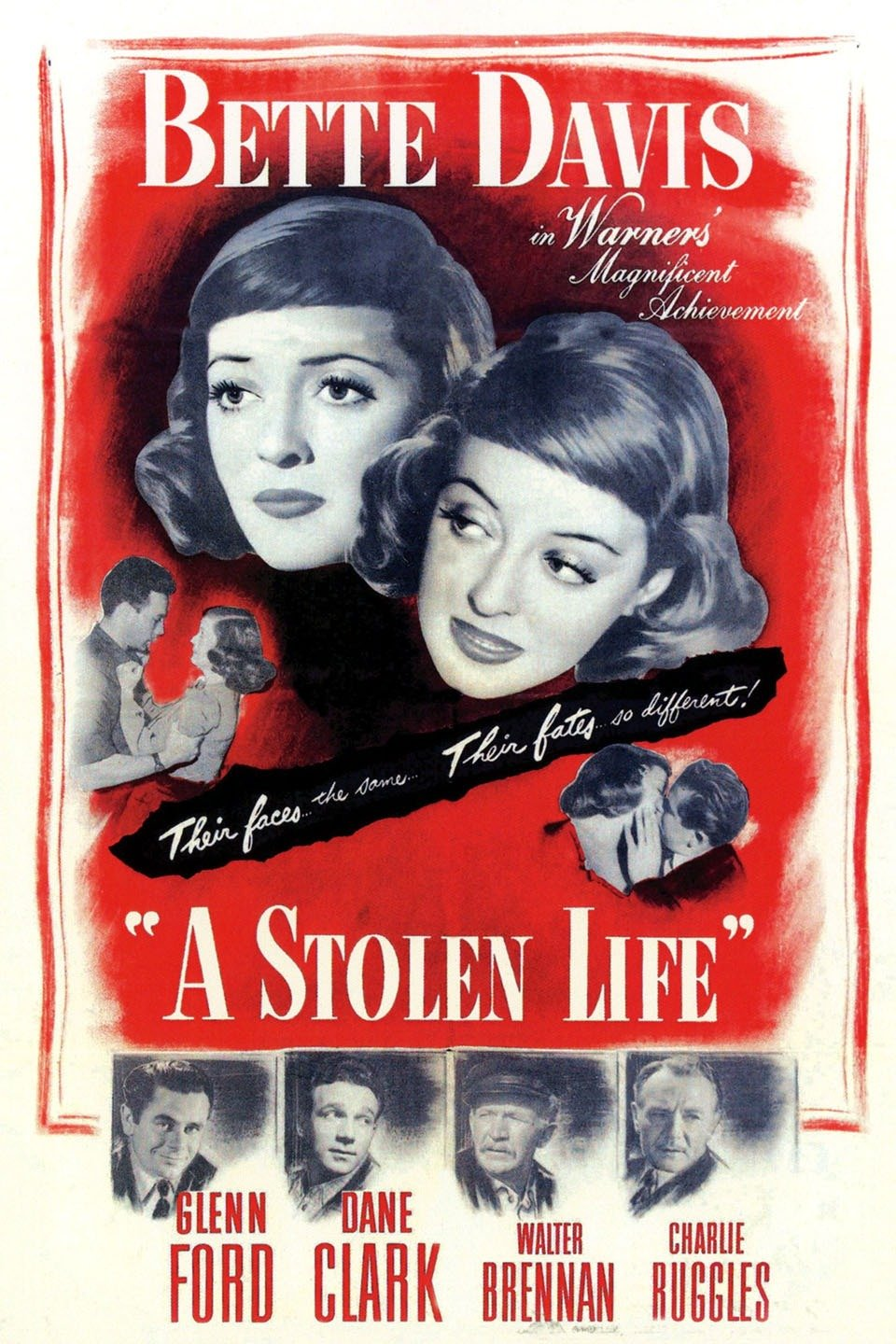 Image result for A Stolen Life 1946