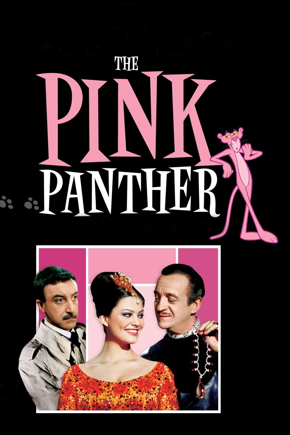 Image result for pink panther 1963