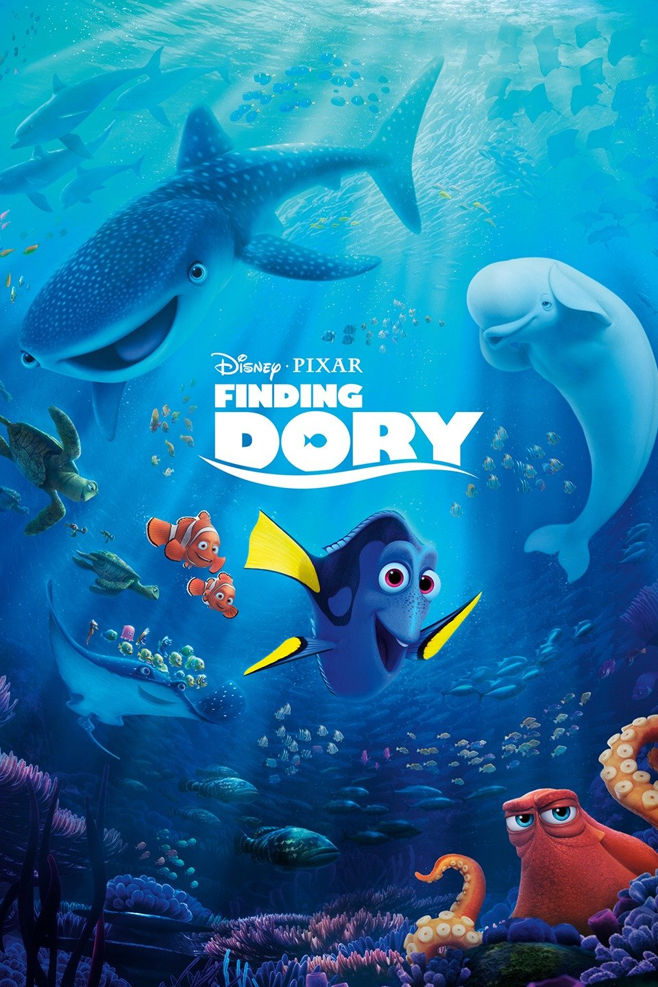 Download Film Finding Dory 2016 Bluray Subtitle Indonesia