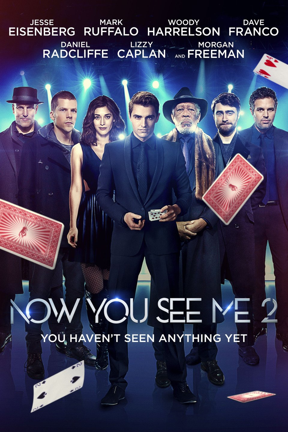 Now You See Me 2 (2016) – 720p – BluRay – Org Dual Audio – [Hindi DD 2.0 – English 2.0 – x264 – Esub | 1.3 GB |