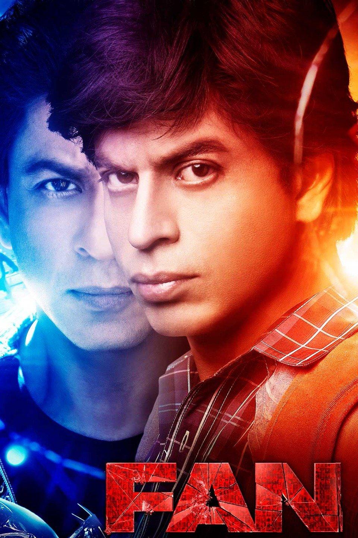 Download Fan 2016 Hindi Movie 720p [1.2GB] HDRip
