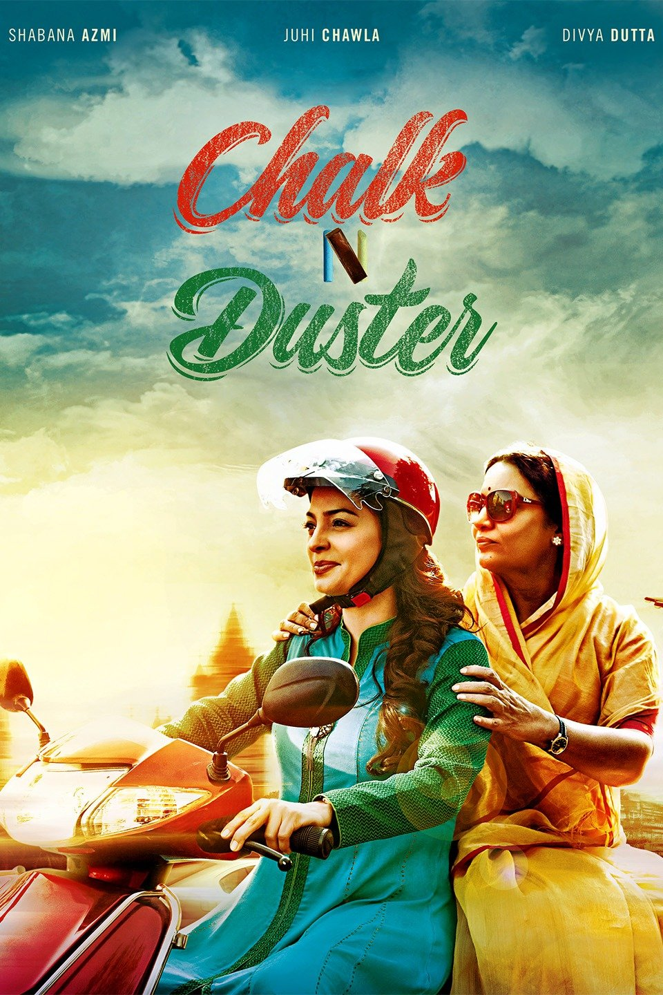 Download Chalk n Duster 2016 Hindi Full Movie in 720p WEBHD Direct Link