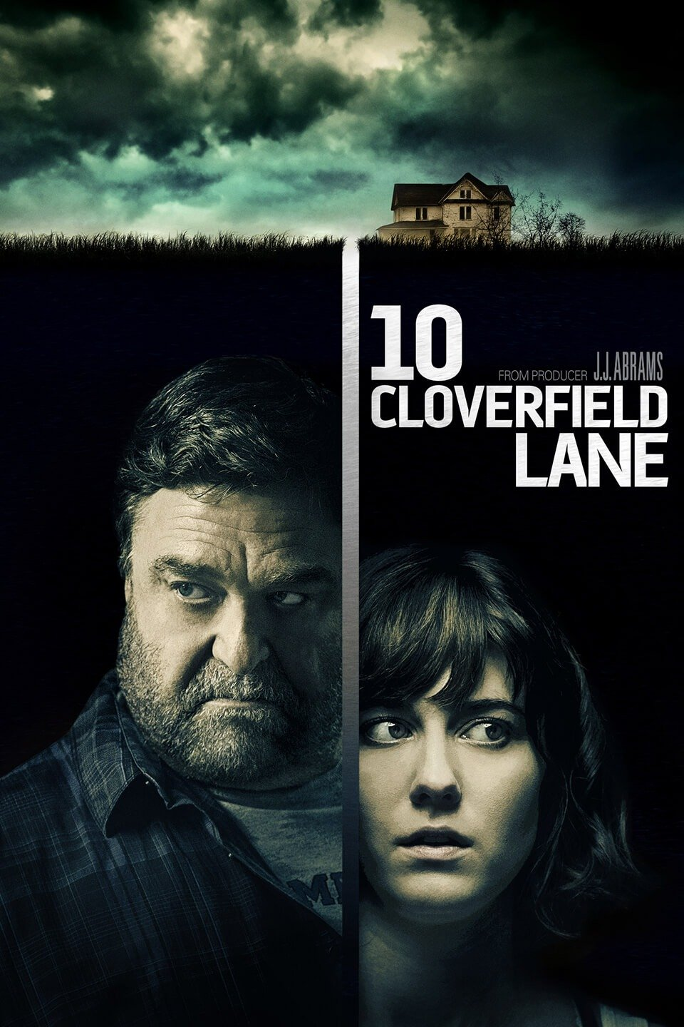 10 Cloverfield Lane 2016 300MB/900MB Hindi Full Movie Download BluRay