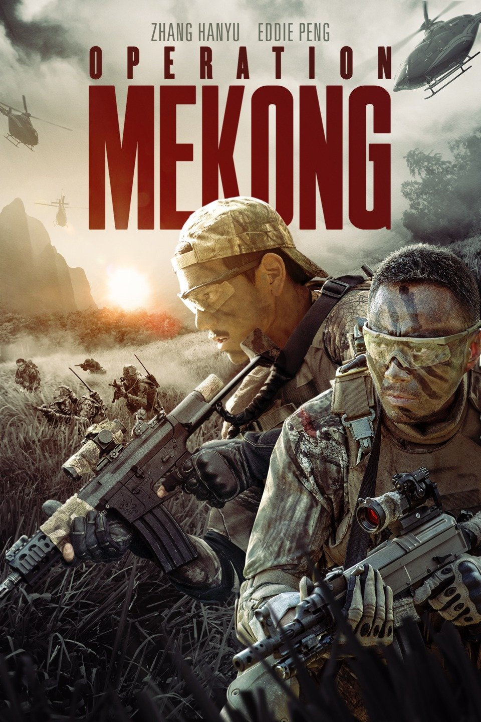 Operation Mekong 2016 Full Movie Download In Hindi HDRip 350MB & 1GB