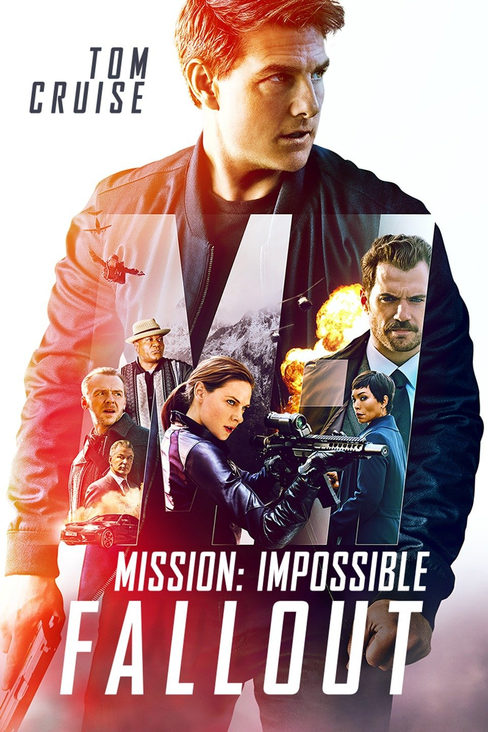 Image result for Mission Impossible Fallout 2018