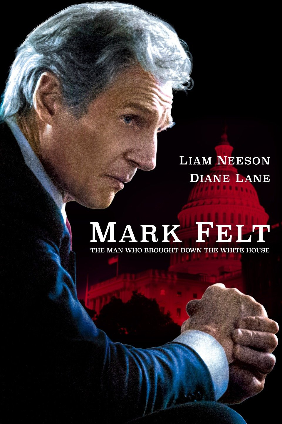 Mark Felt : the man who brought down the White House (v.f.)