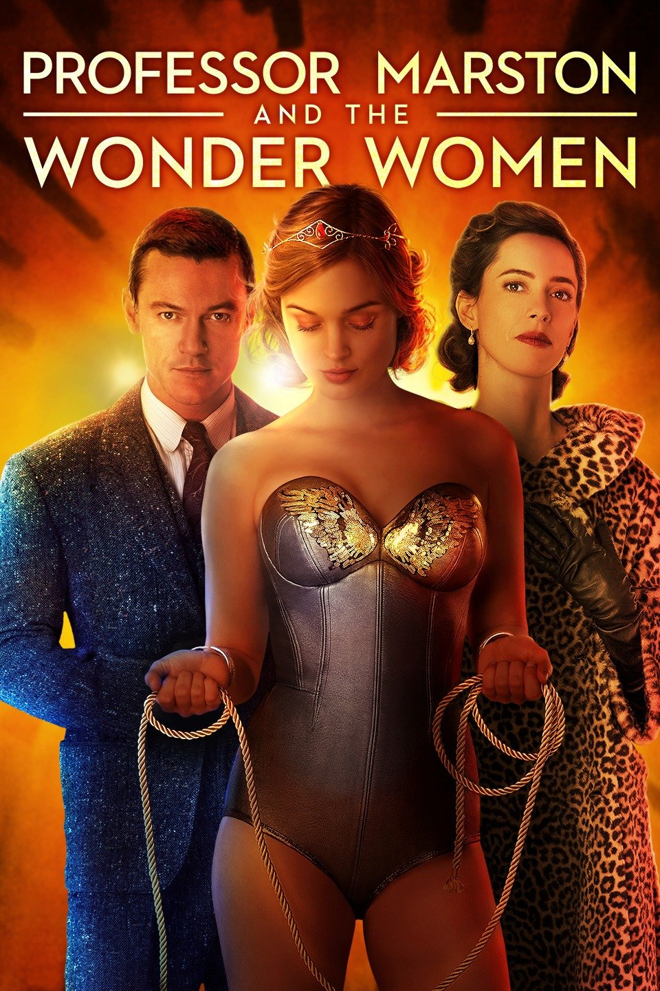 [18+] Professor Marston And The Wonder Women 2017 English 720p BluRay x264 790MB