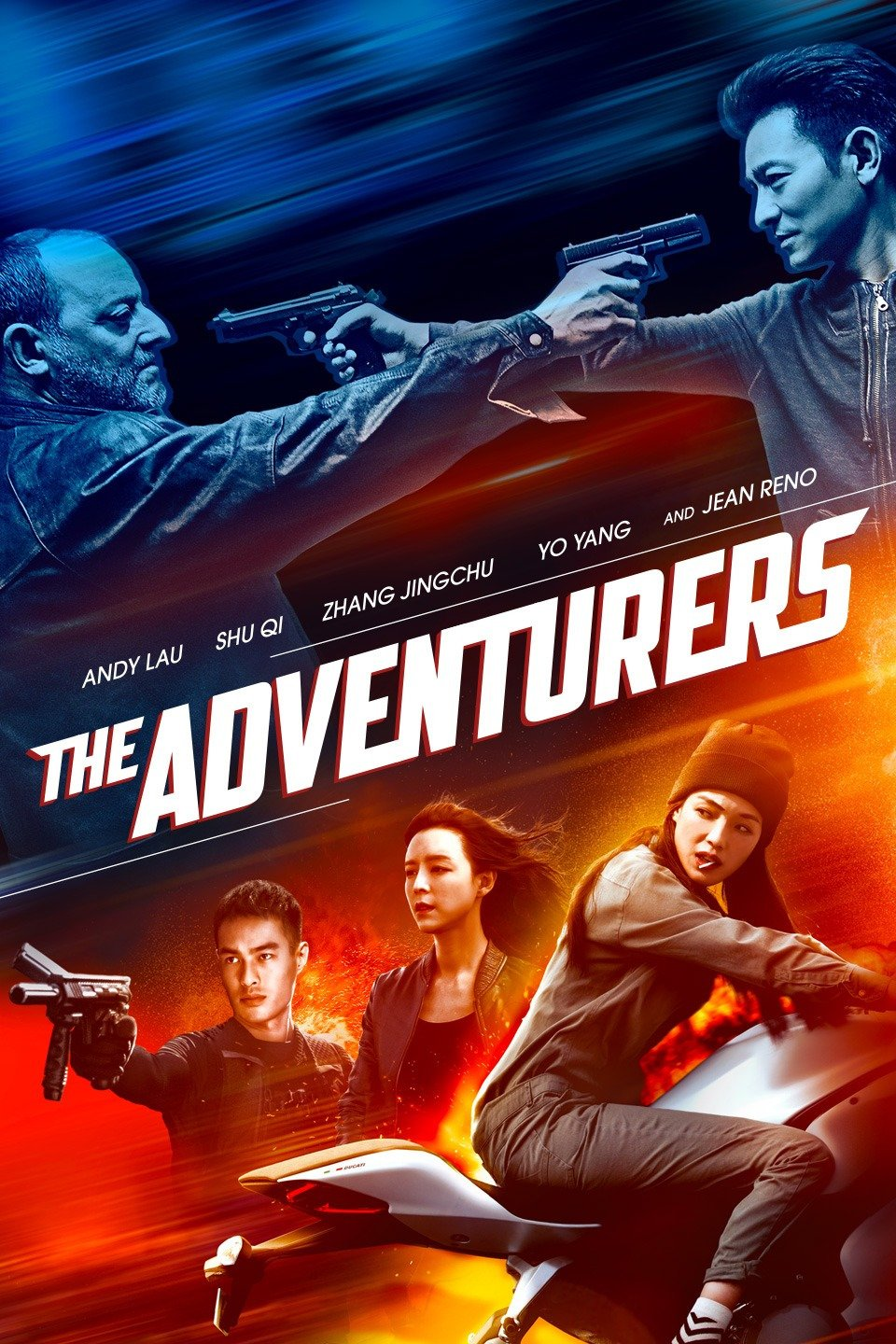 The Adventurers 2017 Dual Audio Hindi+Chinese BluRay 480P  720P350MB 1.2GB  Download  Watch Online High Speed Links