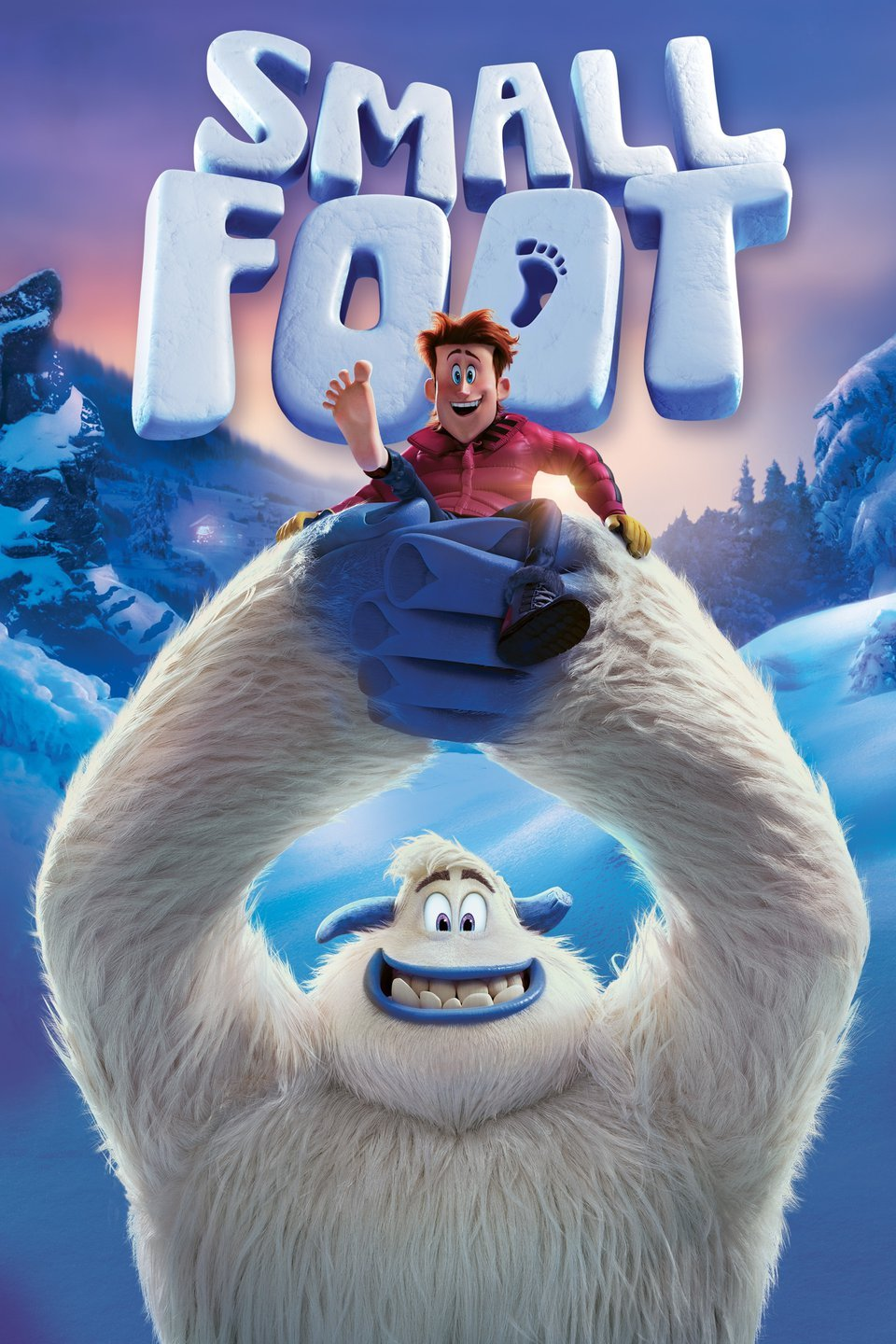 Smallfoot 2018 400MB | 900MB Full Movie Download BluRay