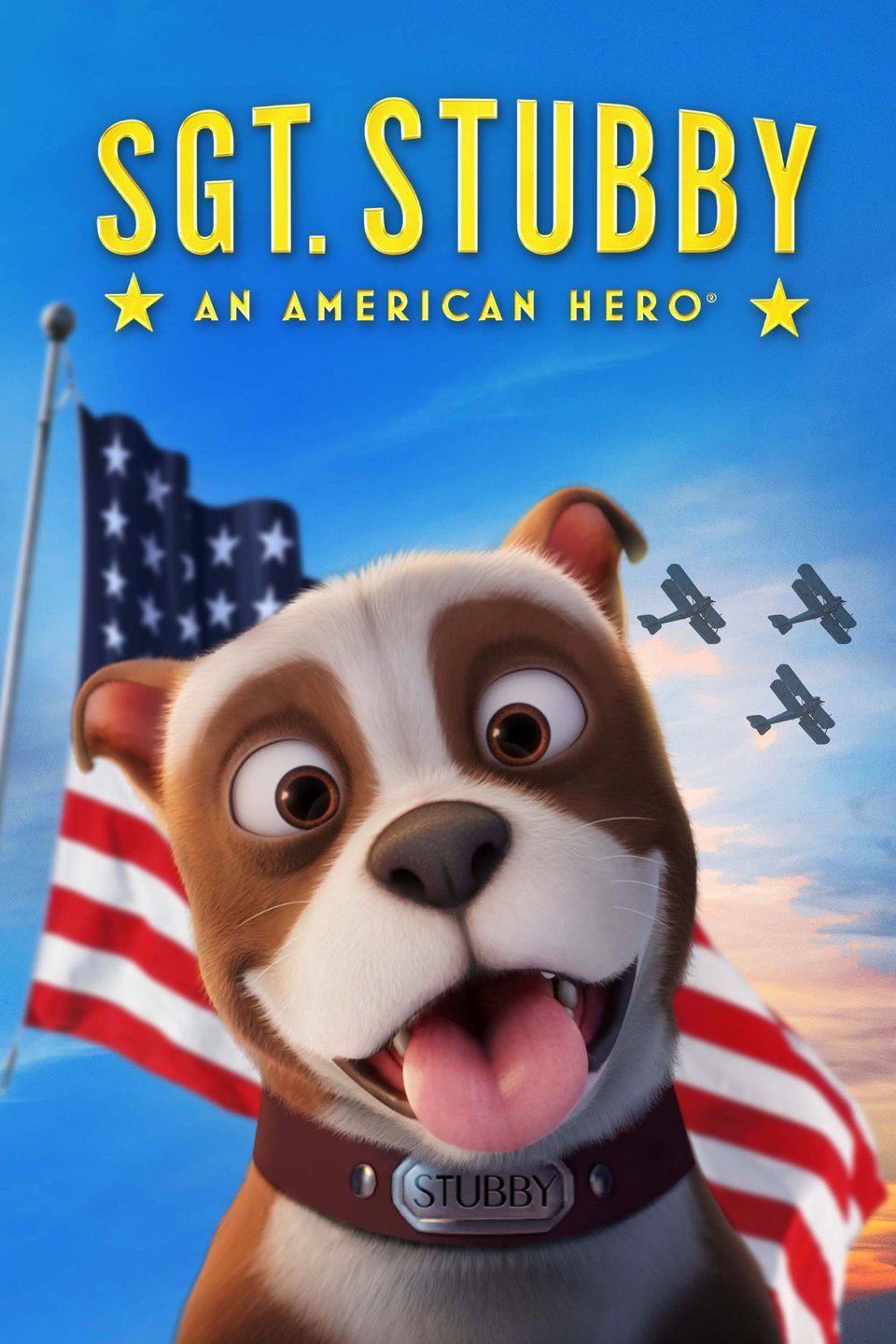 Sgt. Stubby: An American Hero 2018 Full Movie