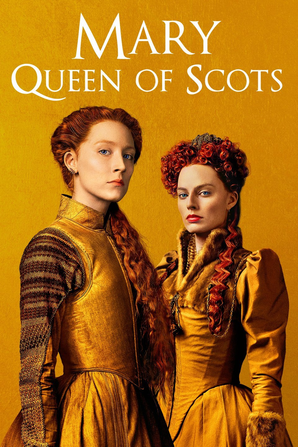 Mary Queen Of Scots 2021