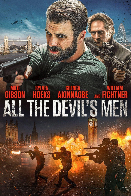 All the Devil's Men 2018 Full Movie Download BRRip 720p | G-Drive Link | Watch Online