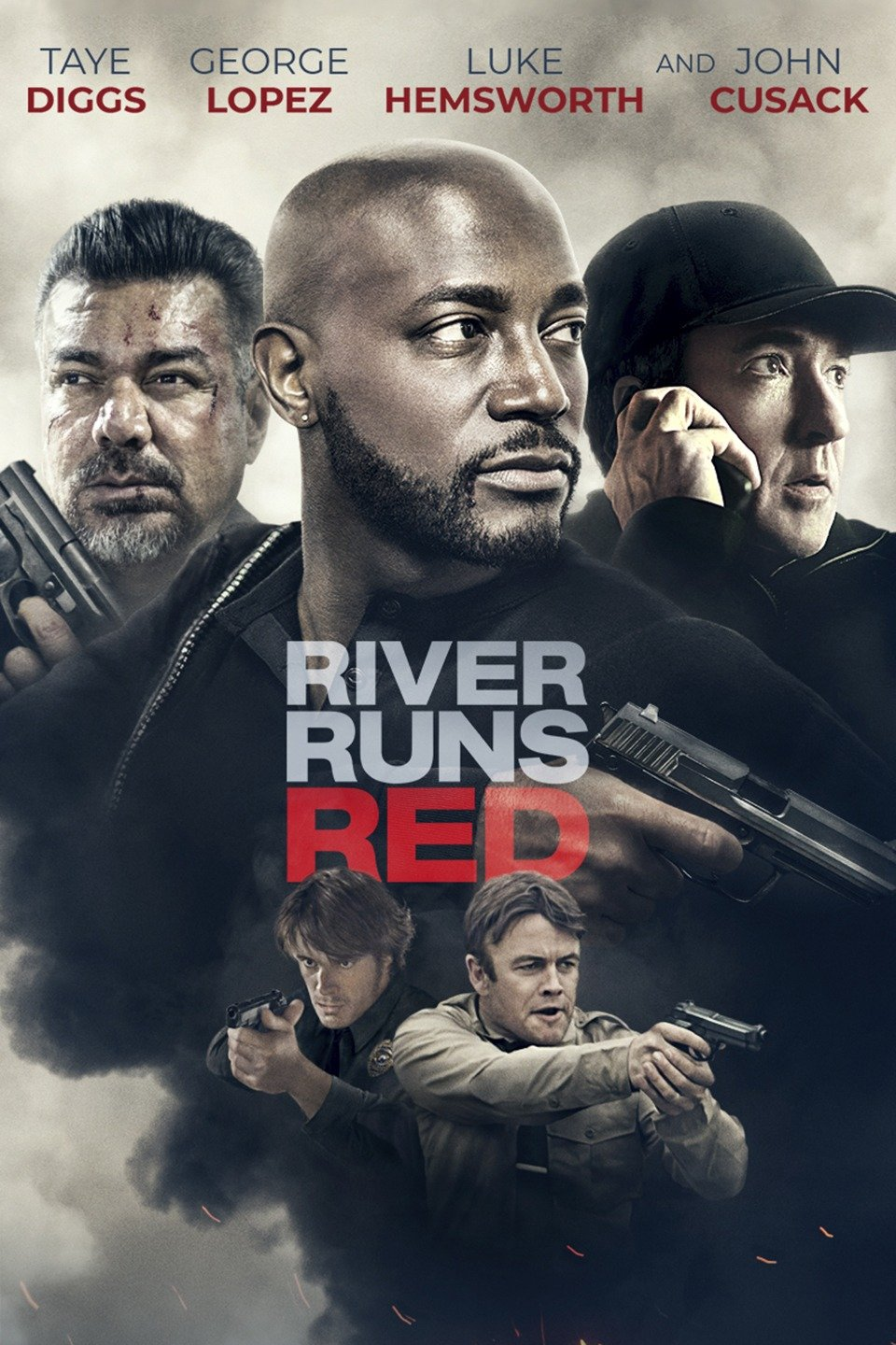 Image result for River Runs Red