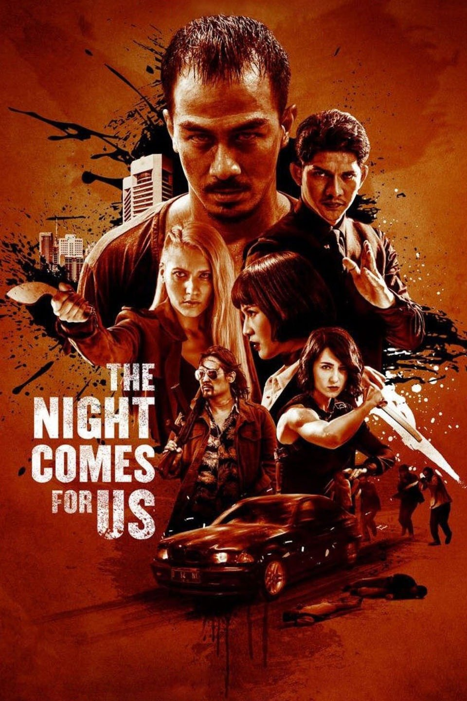 The Night Comes for Us (2018) 720p WEB-DL (Indonesian) Netflix x264 Esubs