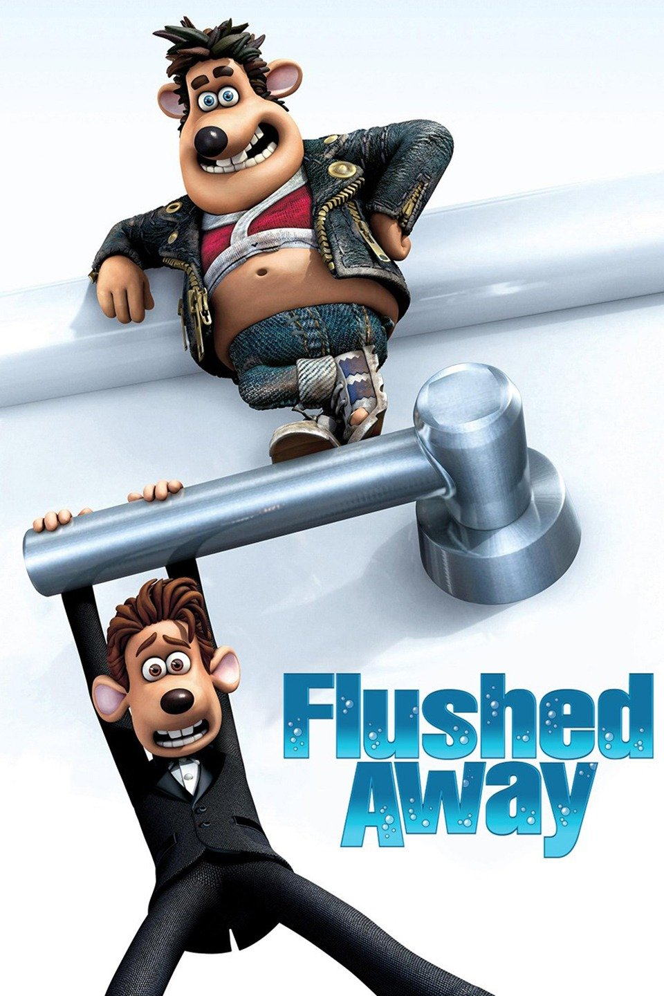 Image result for flushed away movie