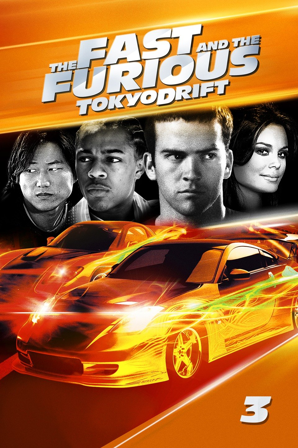Download The Fast and the Furious: Tokyo Drift (2006) Dual Audio {Hindi-Eng} 480p [400MB]   720p [1GB] { 3rd part}